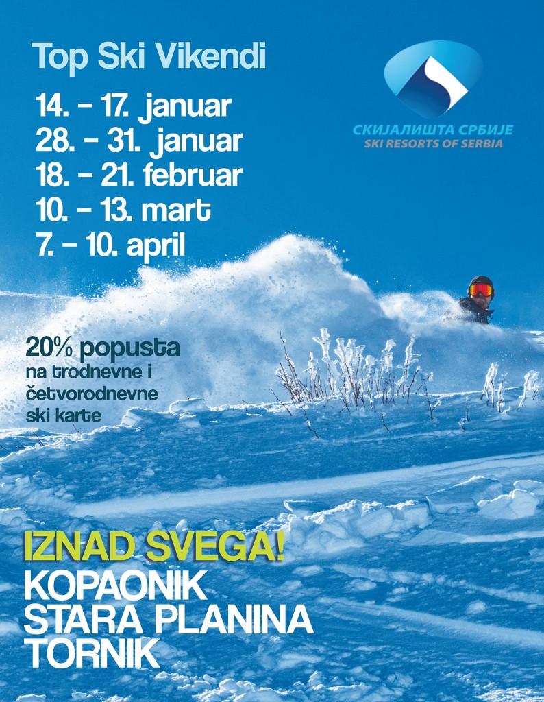 Ski Pass popusti u 2106.