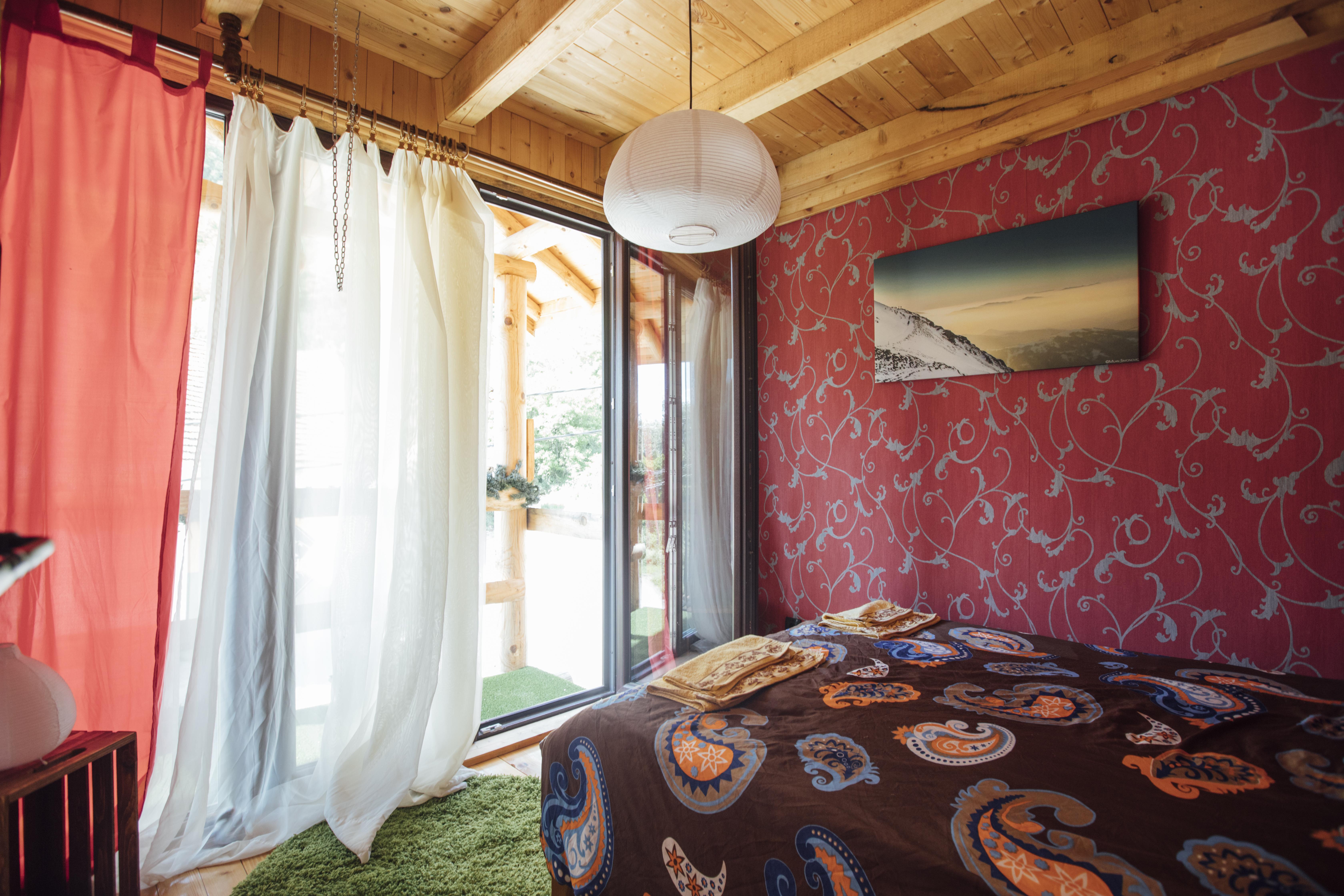 Spavaca soba sa terasom